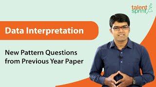 Data Interpretation | IBPS PO Refresher 2019 | TalentSprint Aptitude Prep