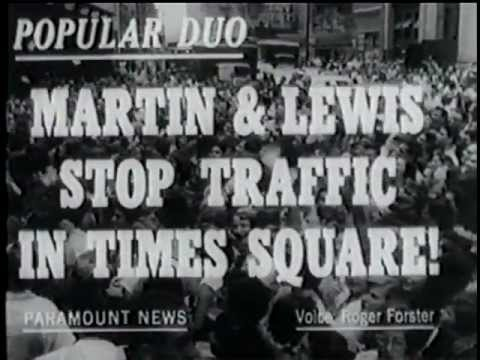 Martin and Lewis News Reels