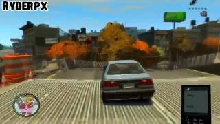GTA IV Mission #16 - Final Destination
