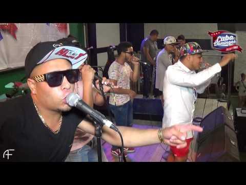 JP y su Toke Cubano (Si tu te Vas) Cuba Domingos 2017 - AF PRODUCCIONES HD