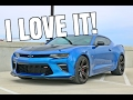 2017 Chevrolet Camaro SS 1LE Performance Driving Review (From an owner)