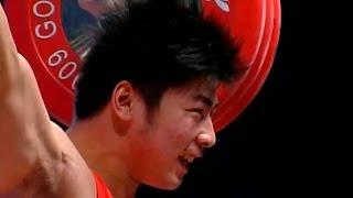 2009 World Weightlifting Championships, Men 85 kg \ Тяжелая Атлетика. Чемпионат мира