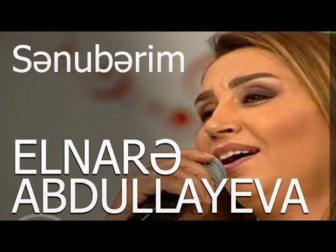 Elnarə Abdullayeva Muğam  Sənubərim Şəmkir Toyu 2018