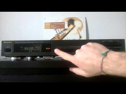 TECHNICS ST-610 TUNER RADIO AM/FM