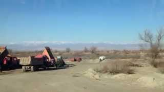 Граница Казахстан Китай