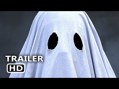 A GHOST STORY Official Trailer (2017) Casey Affleck, Romance Fantasy Movie HD