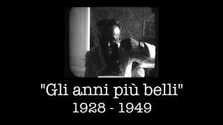 """Pippo Barzizza e i suoi """" anni più belli"""". Le sue tournée in Europa, e poi Torino; 1928 - 1949."""