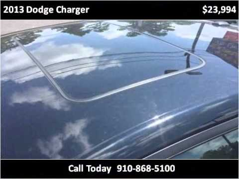 2013 Dodge Charger Used Cars Fayetteville NC