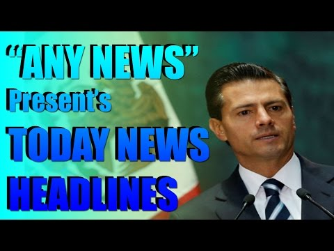 TODAY NEWS HEADLINES | Donald Trump To Meet In Mexico With The Country