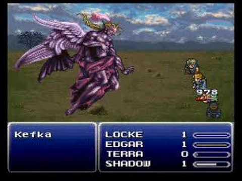 Kefka Battle