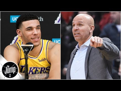 Lonzo Ball is a big reason the Lakers' Jason Kidd hire might work out | The Jump