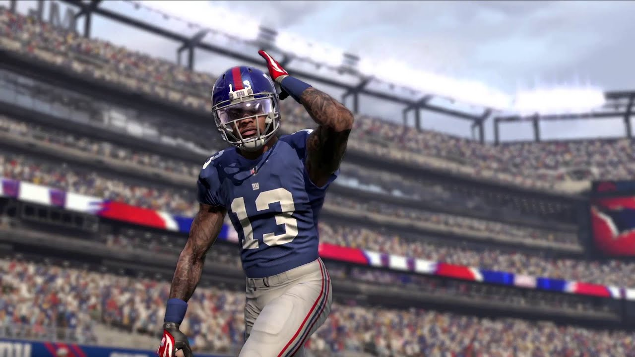 Madden NFL 16  Official E3 Gameplay Trailer  PS4, Xbox One  YouTube