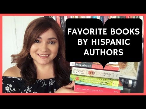 FAVORITE BOOKS BY HISPANIC AUTHORS | #HispanicHeritageReads
