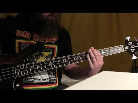"""""""Propaganda"""" - SEPULTURA Bass Cover"""