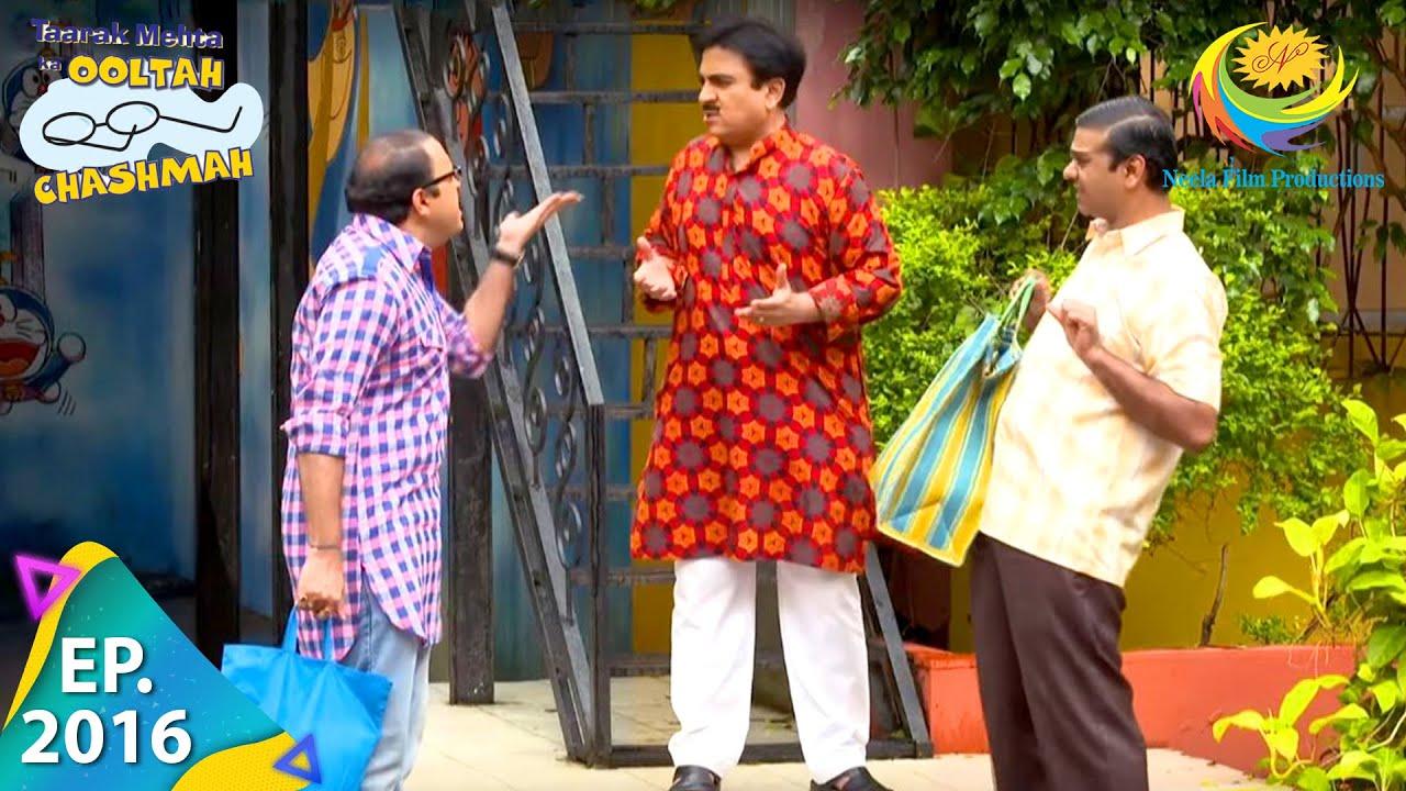 Download Taarak Mehta Ka Ooltah Chashmah - Episode 2016 - Full Episode