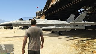 GTA V PC Gameplay on Laptop