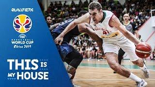 Bulgaria v France - Highlights - FIBA Basketball World Cup 2019 - European Qualifiers