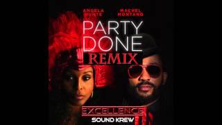 Machel Montano ft. Angela Hunte - Party Done (ESK Remix)