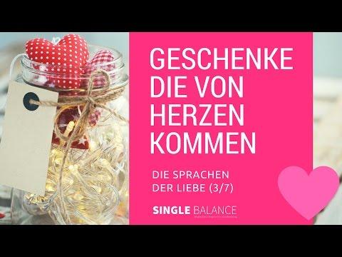 3/7 Sprachen der Liebe - Geschenke die von Herzen kommen