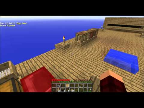 how to make a cobblestone generator in skyfactory 3