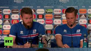 France: Iceland readies for England match in Nice