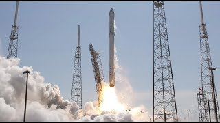 SpaceX on pace for record 20 launches in 2017