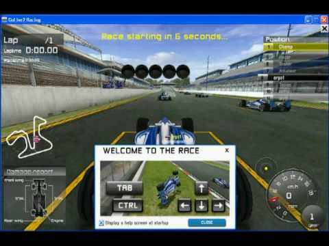 GoLive2TM MMO Racing Game