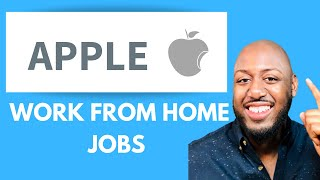 Top Apple Work From Home Jobs! Earn $18 Per Hour!