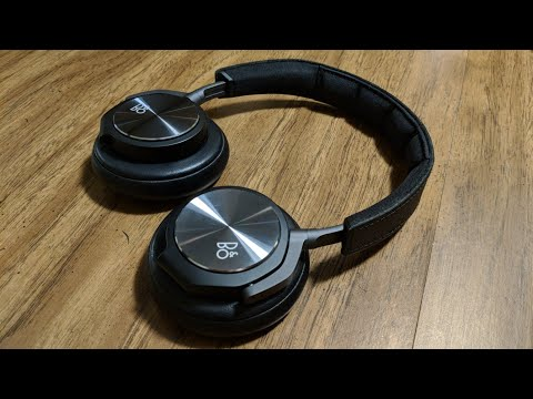 Bang and Olufsen H6 2nd Generation Review - Bangin' Office Headphone