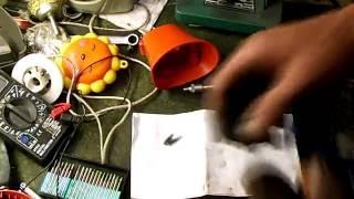 Саморобний інструмент для налаштування карбюратора БК Хускварна
