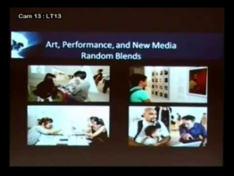 2013 FASS Open House : Communications and New Media