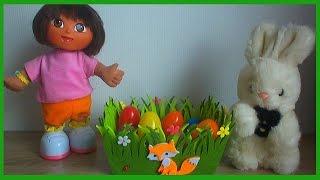 Kinder Überraschungseier (Unboxing) Die Schlümpfe, Dora, Micky Maus- Spongebob, Surprise Eggs, Cars