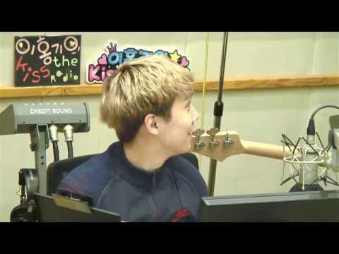 170109 Hongki's Kiss the Radio (sp. guest FTISLAND)