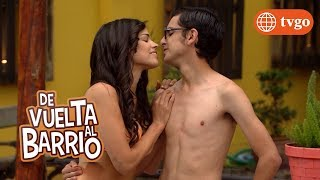 ¿Estela le dio una oportunidad a Fideito? - De Vuelta al Barrio 11/12/2018