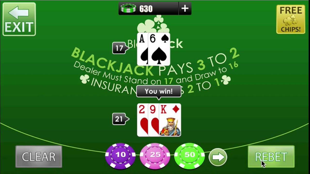 Mobile blackjack games free zynga poker chips generator download