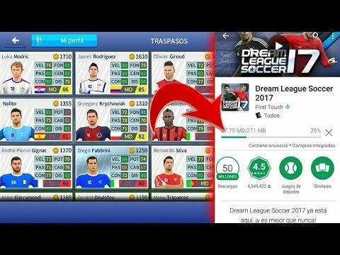 Cách Bán & Mua Cầu Thủ  (Dream League 2017)
