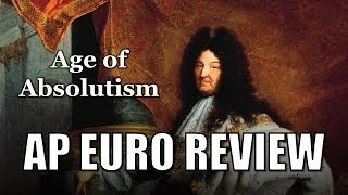 AP Euro Review Live Hangout #2 (Age of Absolutism)