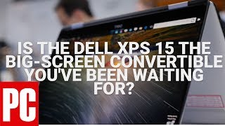 CES 2018: Dell XPS 15 Hands On