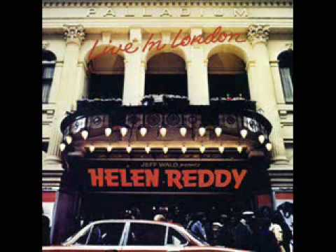 """• Helen Reddy • Hold Me In Your Arms / Angie Baby • [1978] • """"Live In London"""" •"""