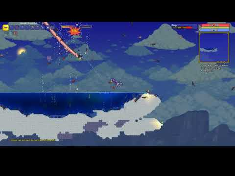 Terraria: Are you sure you can handle this? (Luiafk Ultimate Battler)