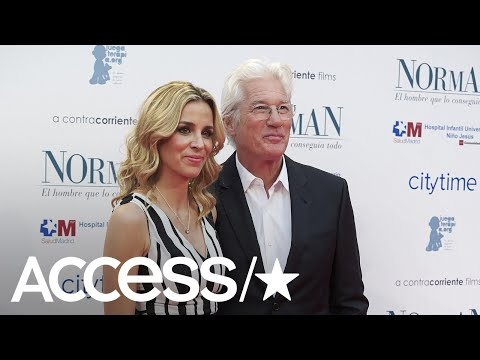 Richard Gere Marries Girlfriend Alejandra Silva Report