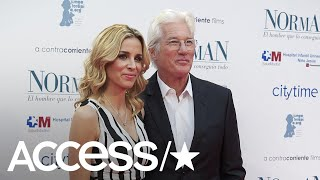 Richard Gere Marries Girlfriend Alejandra Silva (Report)