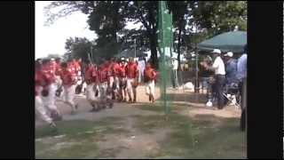 2010年6月富士見リトルリーグ中一最後の公式戦.