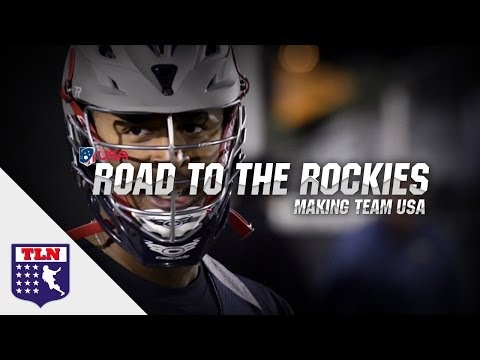 Road to the Rockies: Making Team USA Lacrosse | Episode 1