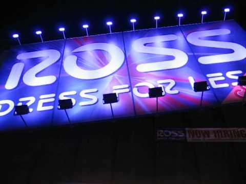 Ross Dress For Less South Las Vegas Strip Nv Neon Entry Way