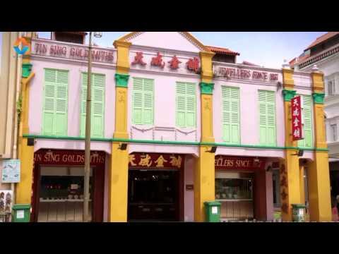 Clip giới thiệu thưởng du lịch Singapore