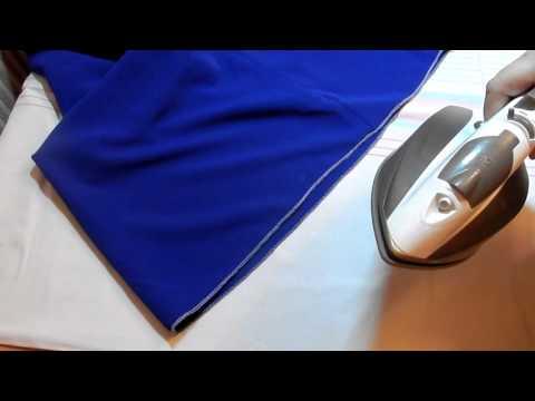 Как пользоваться клеевой лентой для ткани