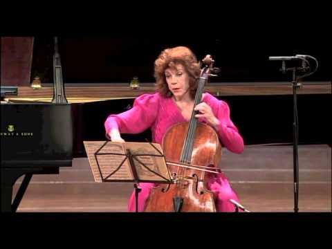 Christine Walevska - R. Schumann, Adagio and Allegro