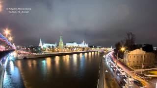 Крутой клип о Москве !