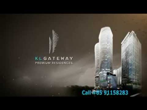 KL Gateway Premium Residences @ Bangsar South, Kerinchi by Suez Domain